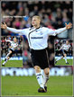 Jay McEVELEY - Derby County - League Appearances