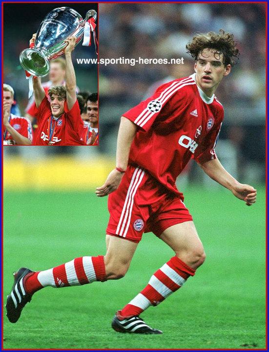 Owen hargreaves uefa champions league finale 2001 bayern munchen owen hargreaves altavistaventures Gallery