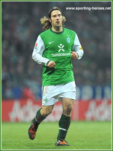 Torsten Frings - UEFA Europa League 2009/10 - Werder Bremen