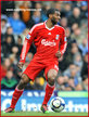 Ryan BABEL - Liverpool FC - Premiership Appearances for Liverpool.