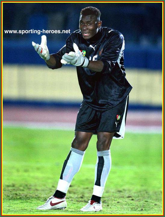 Hamidou souleymanou coupe d 39 afrique des nations 2006 - Coupe d afrique des nation ...