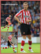 Jordan HENDERSON - Sunderland FC - League Appearances