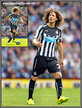 Fabricio COLOCCINI - Newcastle United FC - Premiership Appearances