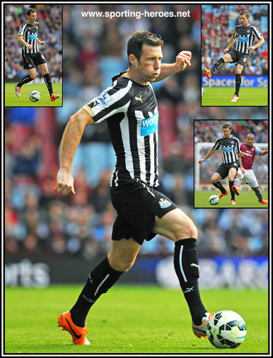 Mike Williamson - Newcastle United - League Appearances