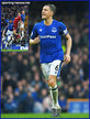 Phil JAGIELKA - Everton FC - Premiership Appearances