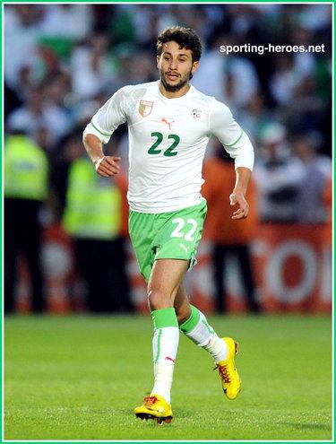 Djamel abdoun fifa coupe du monde 2010 algerie - Coupe du monde fifa 2010 ...