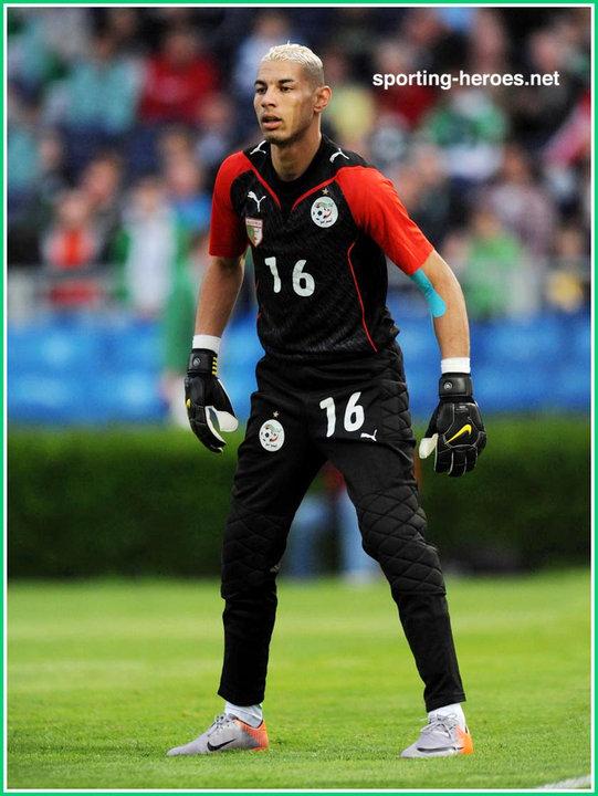 Faouzi chaouchi fifa coupe du monde 2010 algerie - Coupe du monde fifa 2010 ...