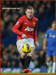 Wayne ROONEY - Manchester United FC - Premiership Appearances
