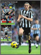 Andy CARROLL - Newcastle United FC - Premiership Appearances