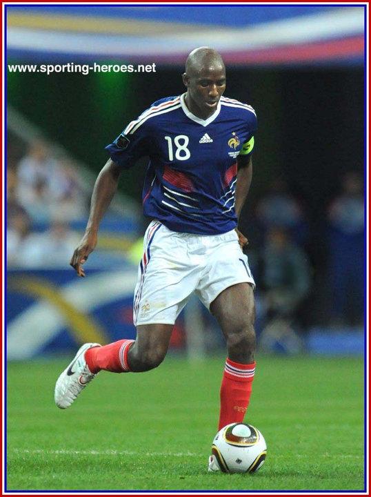 Alou diarra fifa coupe du monde 2010 france - Coupe du monde 2010 france ...