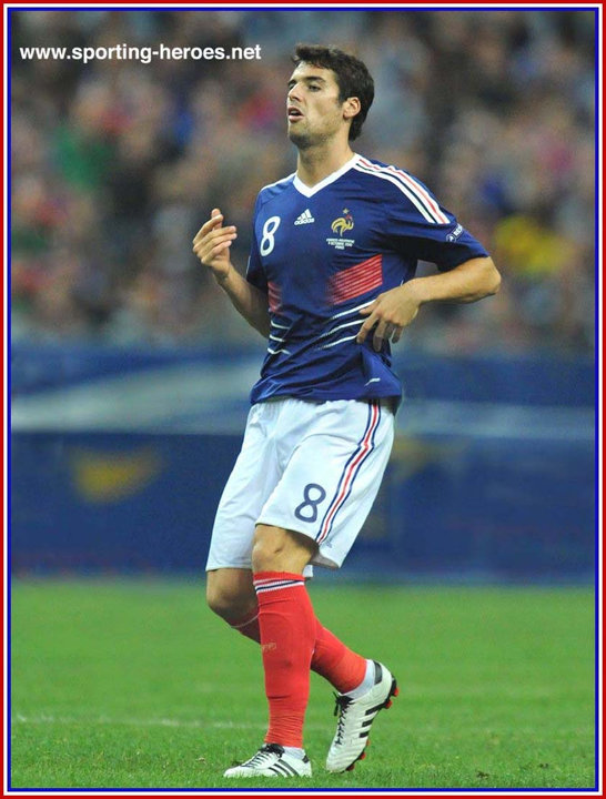 Yoann gourcuff fifa coupe du monde 2010 france - Coupe du monde 2010 france ...
