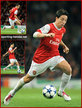 Samir NASRI - Arsenal FC - UEFA Champions League 2010/11