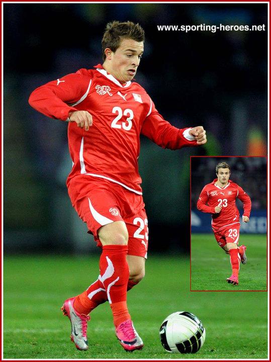 Xherdan Shaqiri Fifa Weltmeisterschaft 2010 Schweiz Switzerland