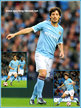 David SILVA - Manchester City FC - UEFA Europa League 2010/11