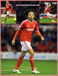 Kelvin WILSON - Nottingham Forest FC - League Appearances