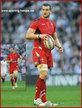 Sam WARBURTON - Wales - International Rugby Union Caps for Wales.