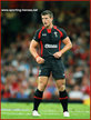 Scott WILLIAMS - Wales - International Rugby Caps for Wales 2011 - 2014.