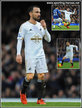 Leon BRITTON - Swansea City FC - League Appearances
