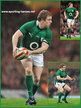 Sean CRONIN - Ireland (Rugby) - International Rugby Union Caps.