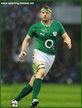 Jamie HEASLIP - Ireland (Rugby) - International Rugby Union Caps for Ireland. 2008-2014