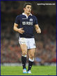 Max EVANS - Scotland - Scottish International Rugby Caps.