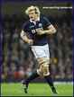 Richie GRAY - Scotland - Scottish International Rugby Caps.