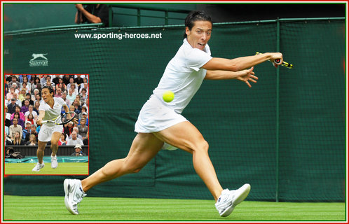 Francesca Schiavone - Italy - French Open 2011(Losing finalist)