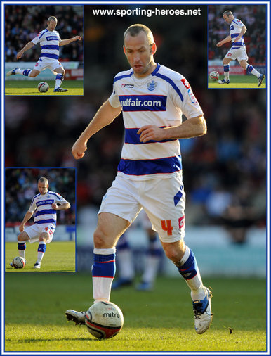 Shaun Derry - Queens Park Rangers - League Appearances for QPR.