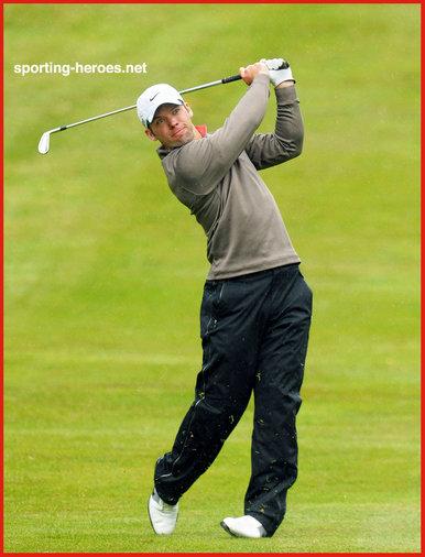 Paul Casey - England - Winner 2011 Volvo Golf Champions in Bahrain.