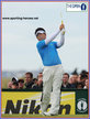 Yong-Eun YANG - South Korea - 2011: top twenty finished in three Majors.