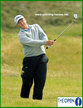 George COETZEE - South Africa - 15th at the 2011 Open Golf Championship.