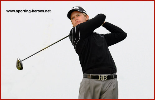 Tom LEWIS - Winner of Portugal Masters 2011.