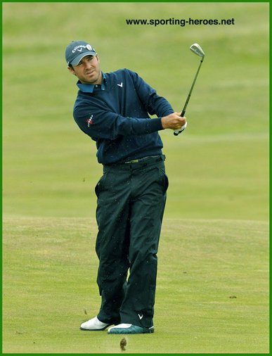 Trevor Immelman - South Africa - 15th. at the 2011 Masters.
