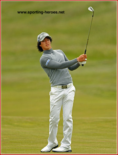 Ryo ISHIKAWA - Japan - Equal 20th at the 2011 Masters.