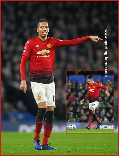 Chris Smalling - Manchester United - Premiership Appearances