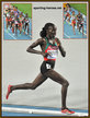 Vivian CHERUIYOT - Kenya - Double World Champion in 2011