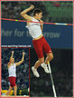 Pawel WOJCIECHOWSKI - Poland - 2011 World Athletics Championships gold medal in pole vault.