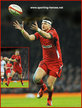 Dan BIGGAR - Wales - Welsh International Caps.