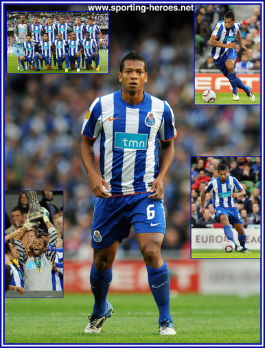Freddy Guarin - Porto - Final da Liga Europa 2011 (Europa League)