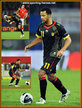 Mousa DEMBELE - Belgium - UEFA Championnat d'Europe/UEFA EK 2012 Qualification/Kwalificatie