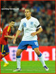 Jack RODWELL - England - International football matches for England.