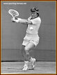 Sylvia HANIKA - Germany - French Open 1981 (Runner-up)