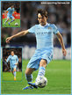 David SILVA - Manchester City FC - UEFA Champions League 2011/12 Group A.
