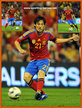 David SILVA - Spain - 2011/2012 European Championships Qualifying Group I