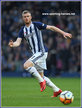 Chris BRUNT - West Bromwich Albion FC - League Appearances