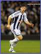 Shane LONG - West Bromwich Albion FC - Premiership Appearances