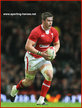 Dan LYDIATE - Wales - World Cup games 2011.