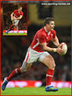 Scott WILLIAMS - Wales - 2011 World Cup matches.