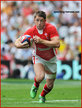 Shane WILLIAMS - Wales - 2011 World Cup matches.