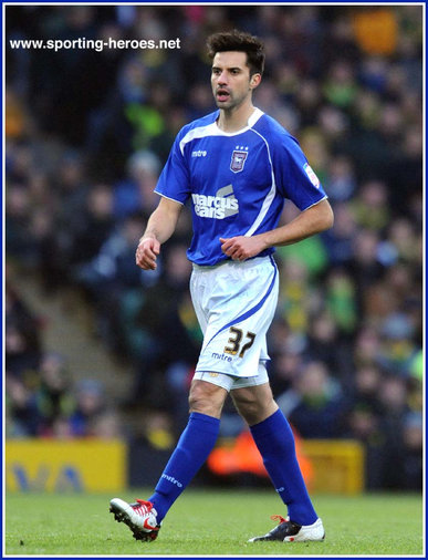 Rory Fallon - Ipswich Town FC - League Appearances